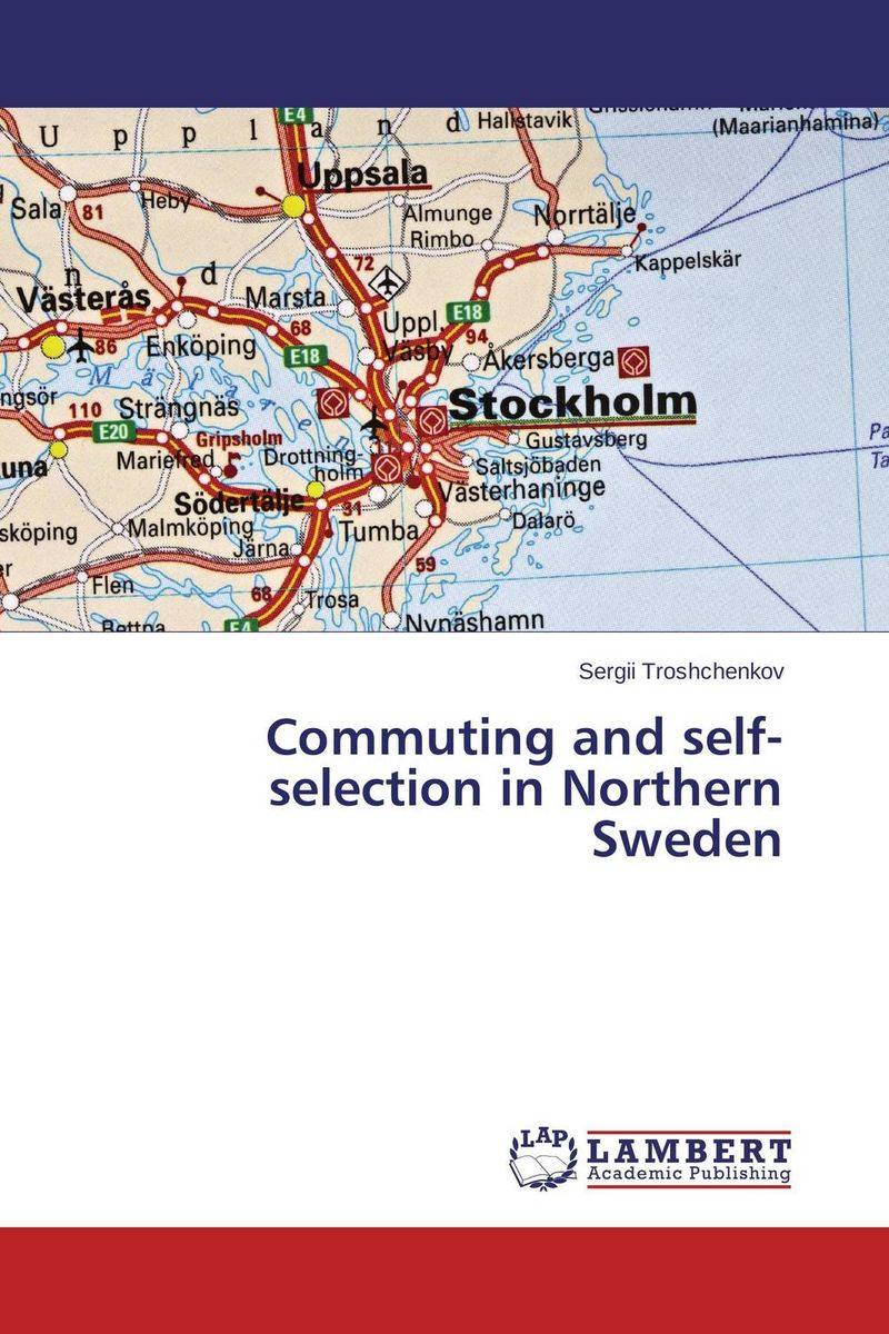 Commuting and self-selection in Northern Sweden seunghwan shin and venky shankar selection bias and heterogeneity in severity models
