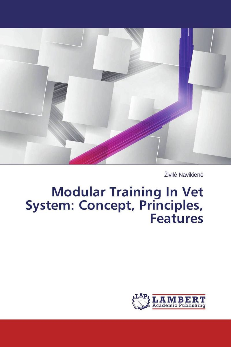 Modular Training In Vet System: Concept, Principles, Features resistance training principles adaptations