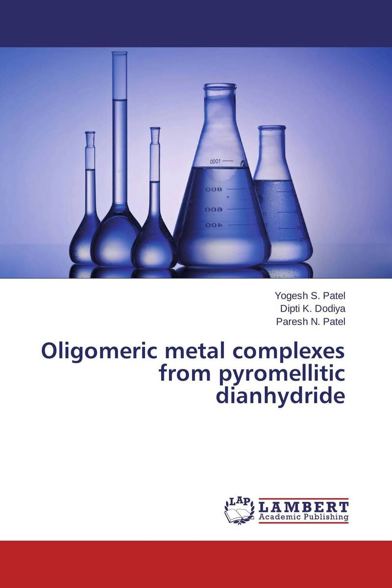 Oligomeric metal complexes from pyromellitic dianhydride spectroscopic studies on some novel complexes
