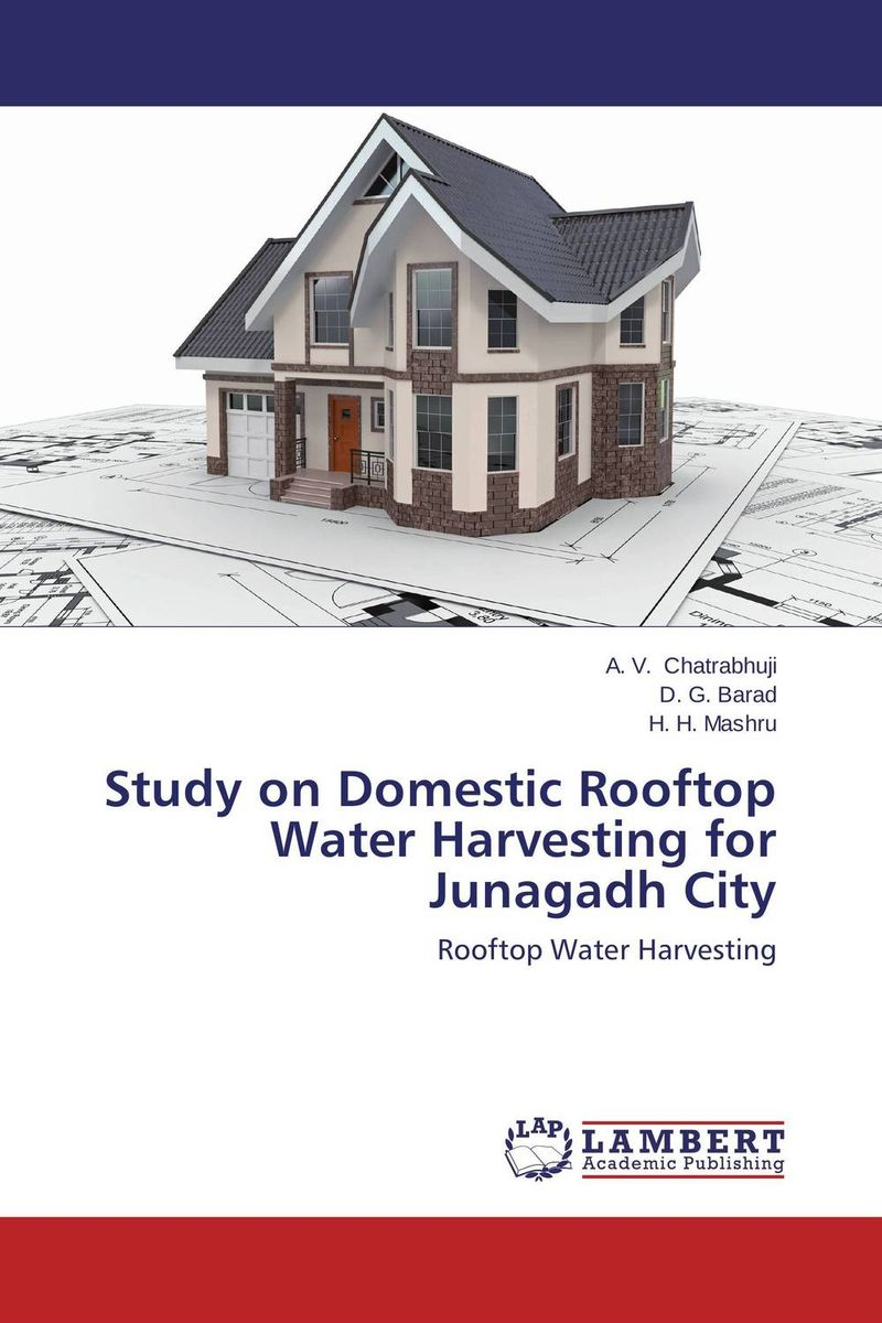 Study on Domestic Rooftop Water Harvesting for Junagadh City bride of the water god v 3