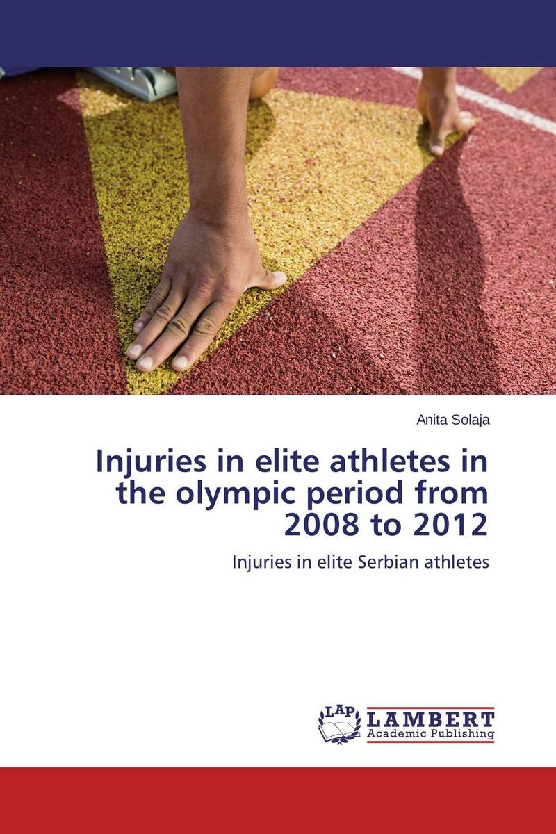 Injuries in elite athletes in the olympic period from 2008 to 2012