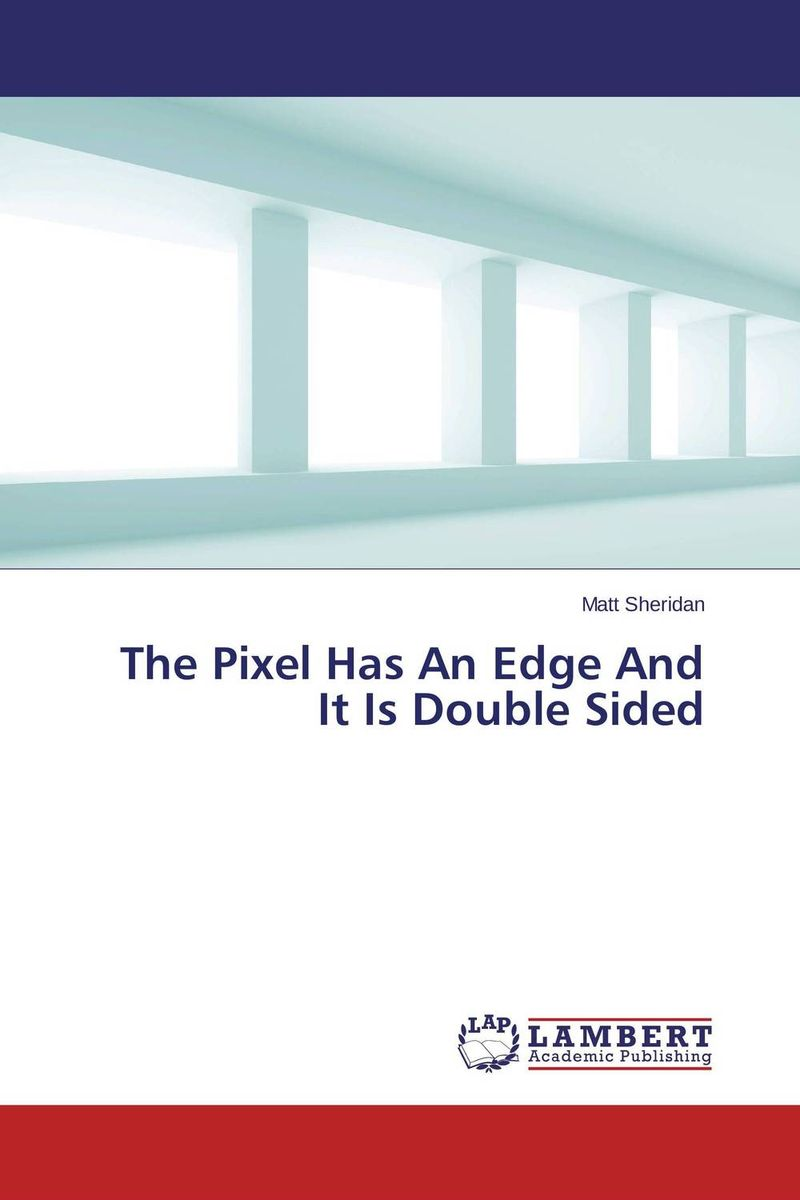 The Pixel Has An Edge And It Is Double Sided feather безопасная бритва с одинарным лезвием double edge