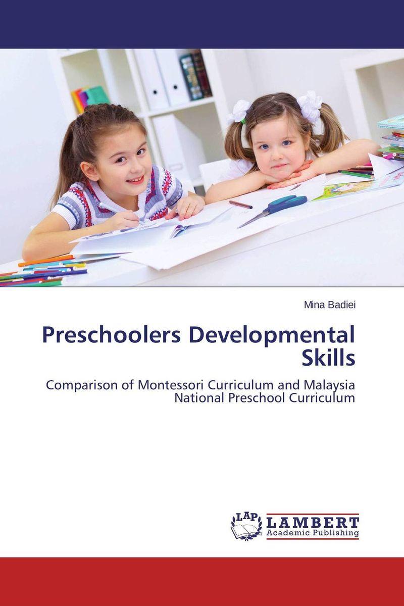 Preschoolers Developmental Skills education preschool