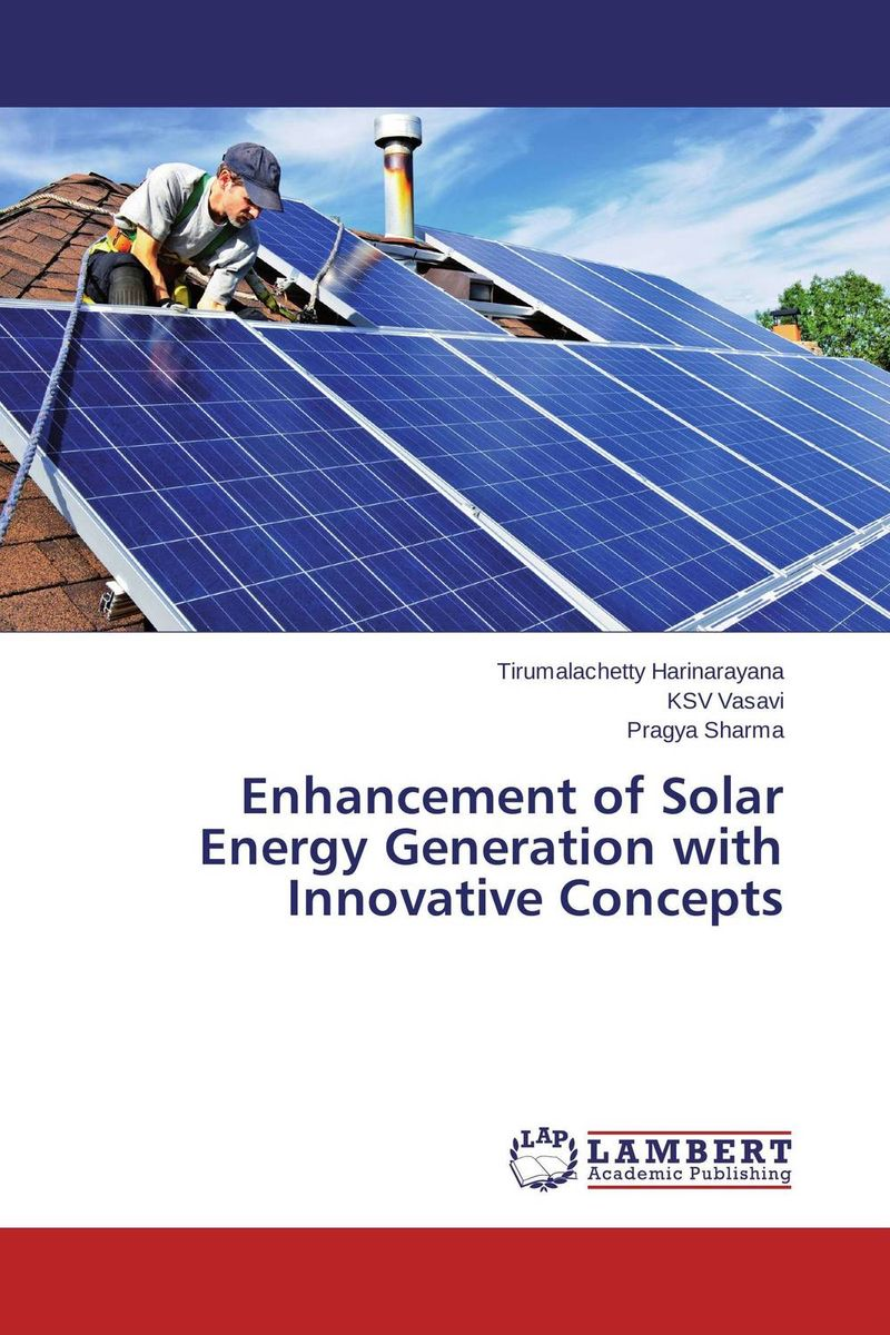 Enhancement of Solar Energy Generation with Innovative Concepts voluntary associations in tsarist russia – science patriotism and civil society