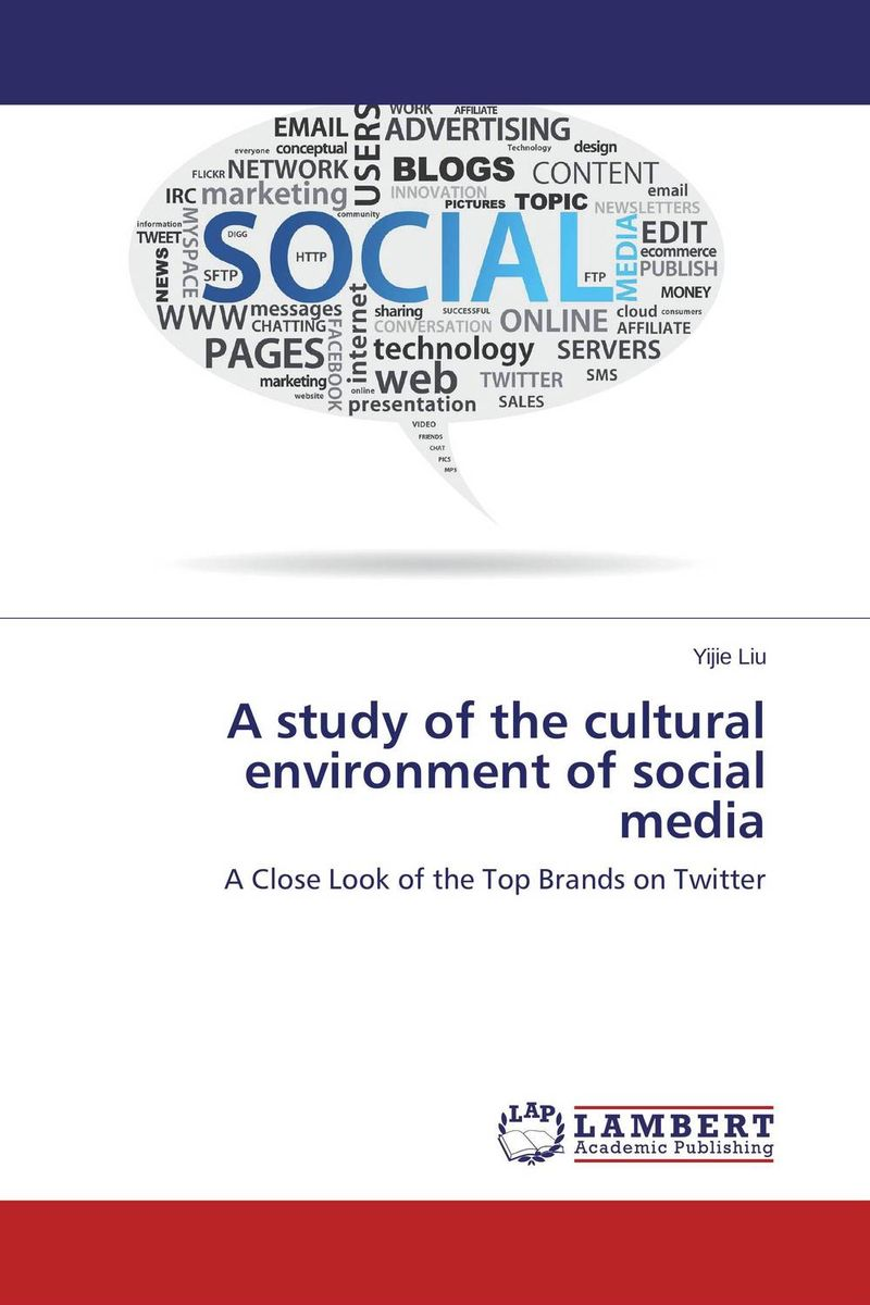 A study of the cultural environment of social media dionne kasian lew the social executive how to master social media and why it s good for business