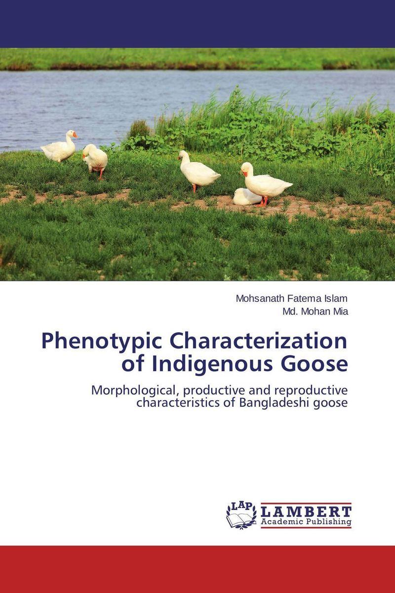Phenotypic Characterization of Indigenous Goose mohsanath fatema islam and md mohan mia phenotypic characterization of indigenous goose