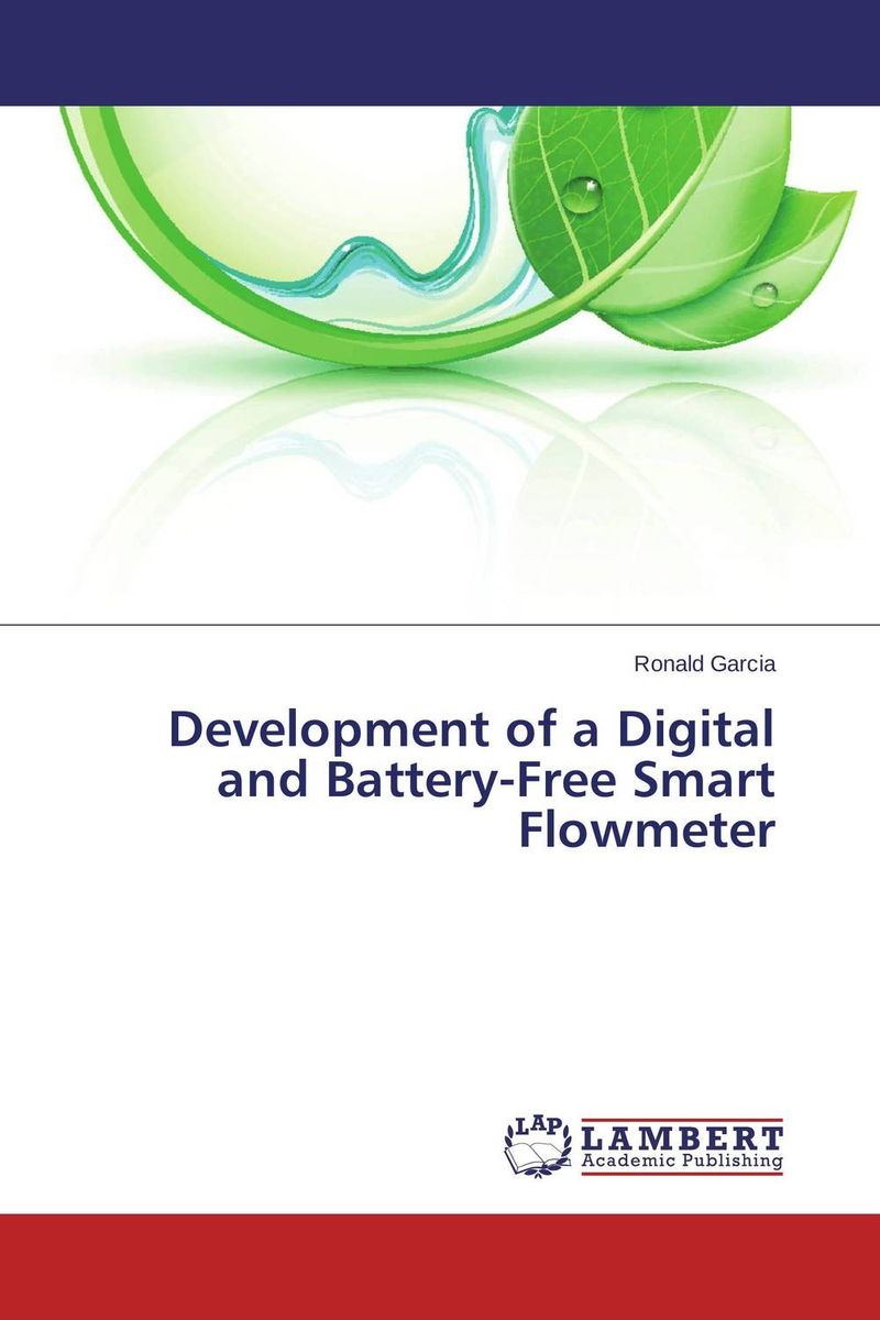 Development of a Digital and Battery-Free Smart Flowmeter