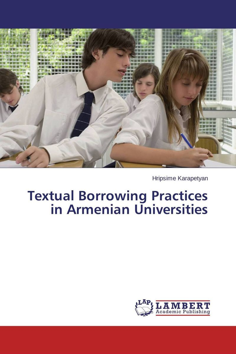 Textual Borrowing Practices in Armenian Universities dieting practices among ahfad university for women students