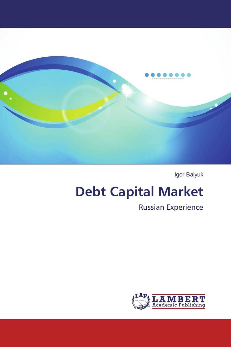 Debt Capital Market health and wealth on the bosnian market intimate debt