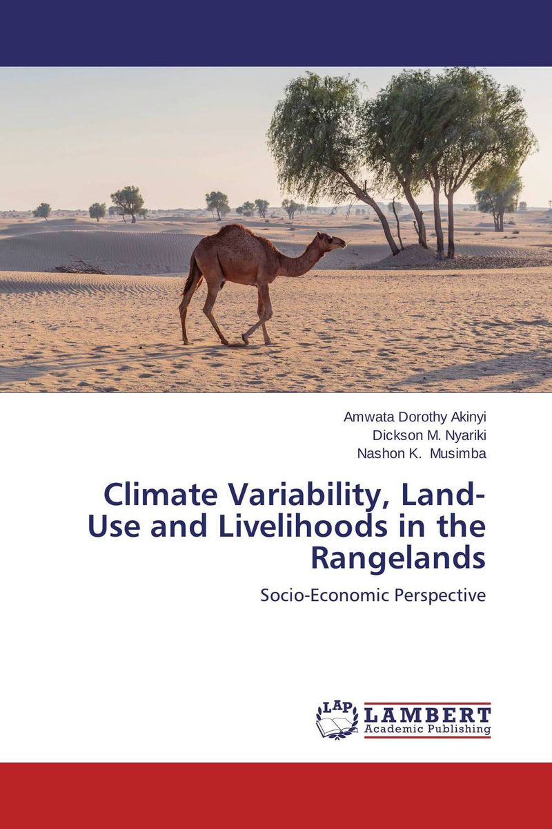 Climate Variability, Land-Use and Livelihoods in the Rangelands land use information system
