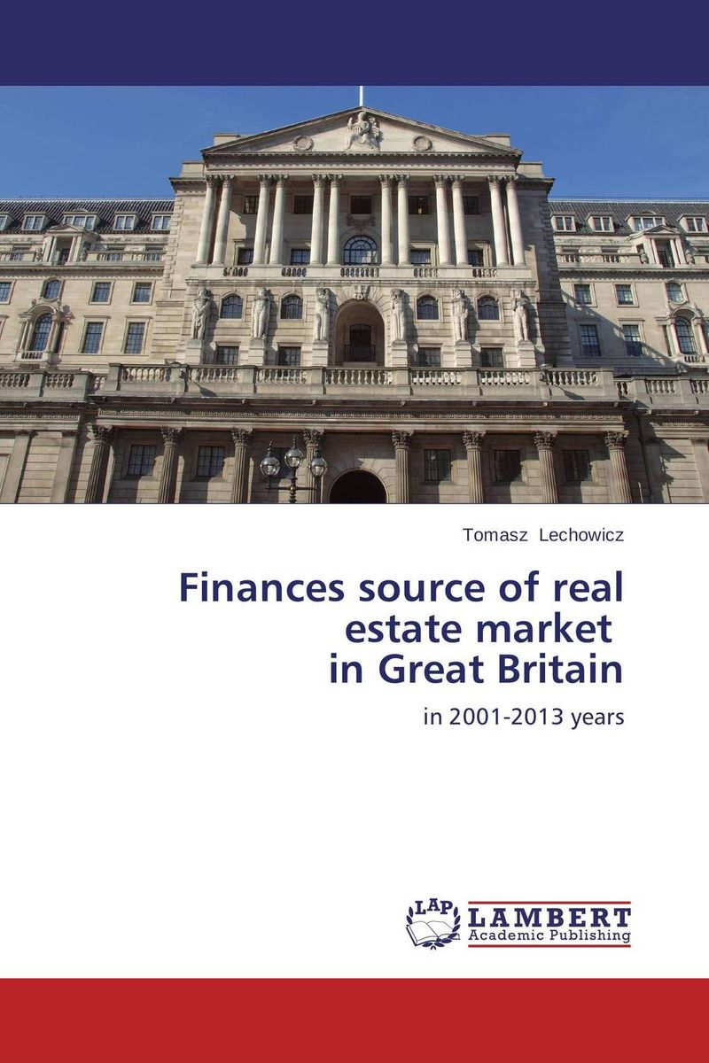 Finances source of real estate market in Great Britain great britain colouring book