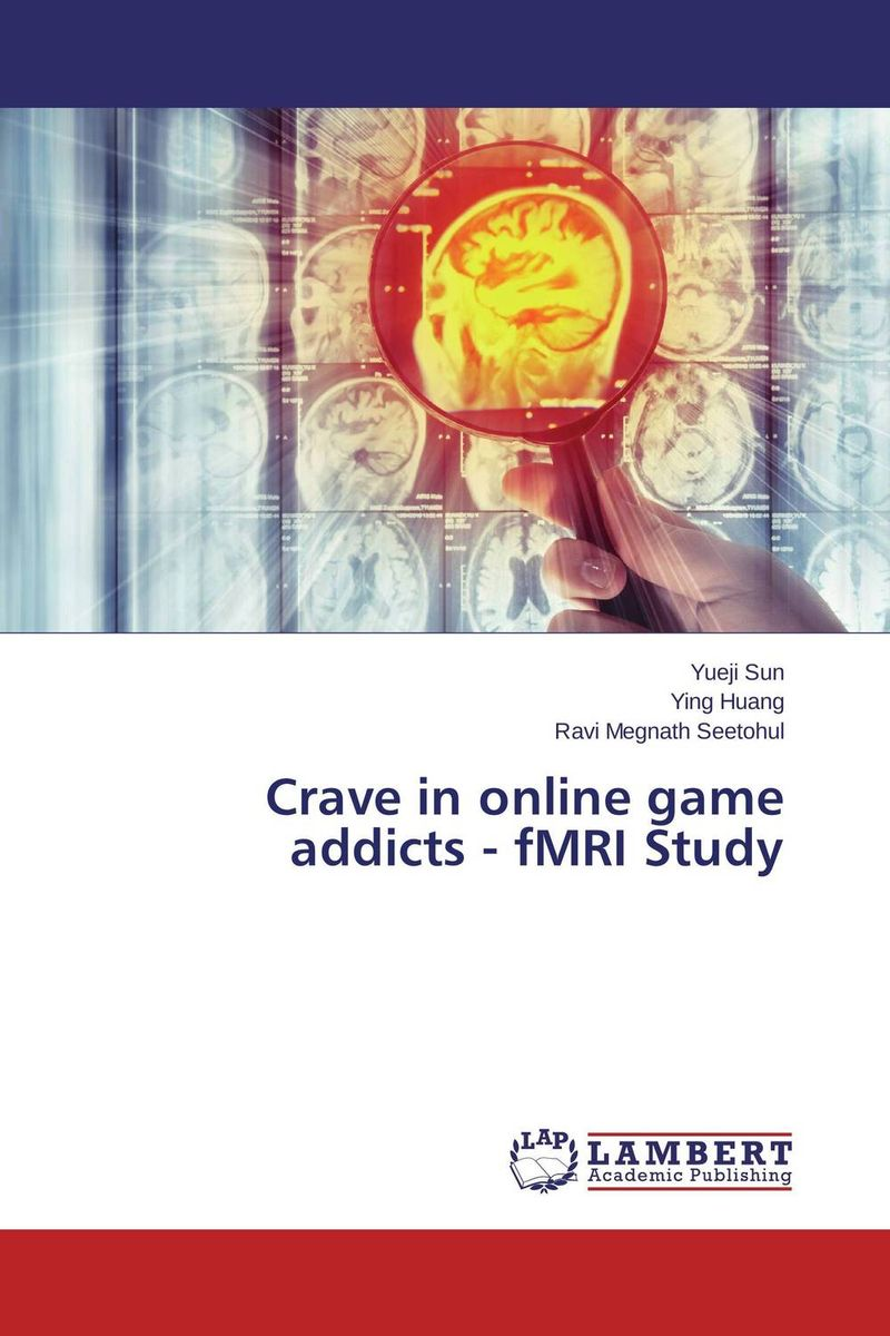 Crave in online game addicts - fMRI Study found in brooklyn