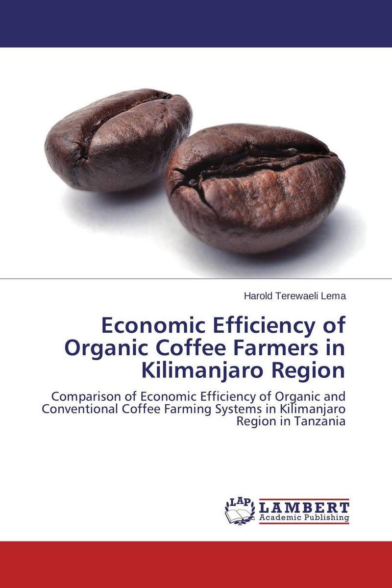 Economic Efficiency of Organic Coffee Farmers in Kilimanjaro Region economic methodology