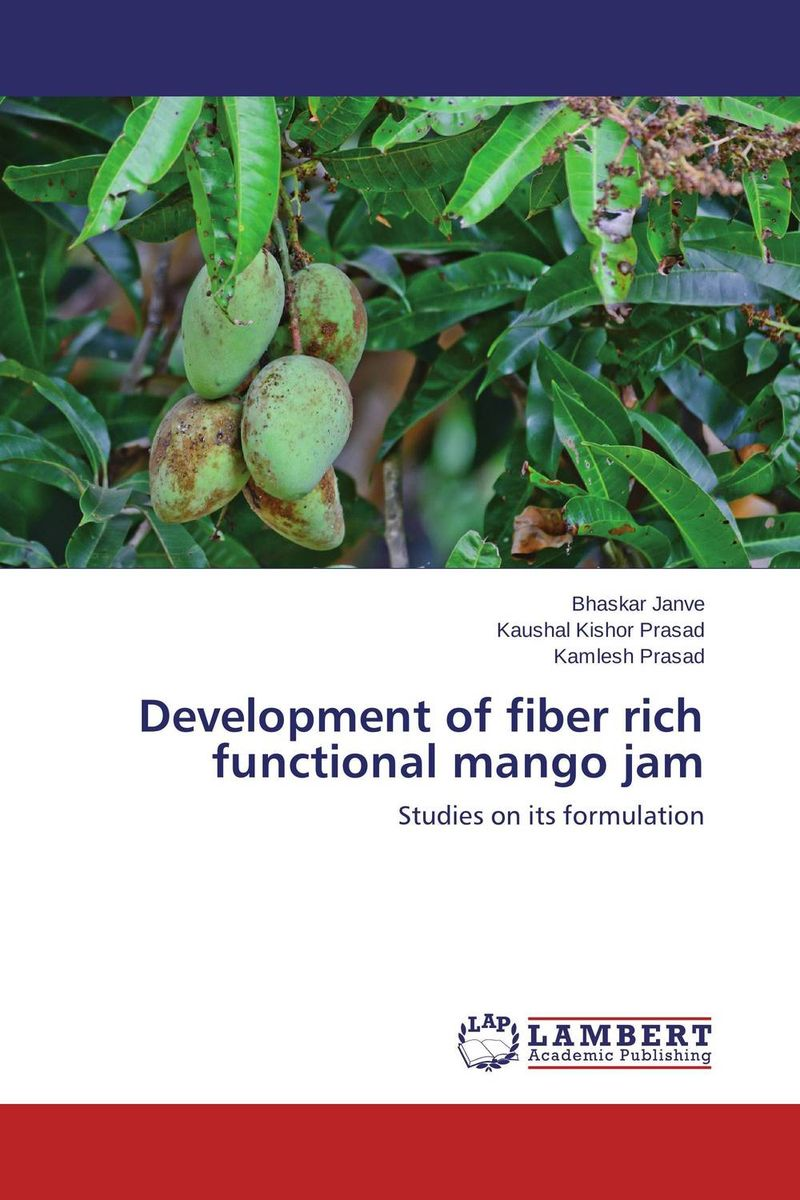 Development of fiber rich functional mango jam functional capacity of mango leave extracts