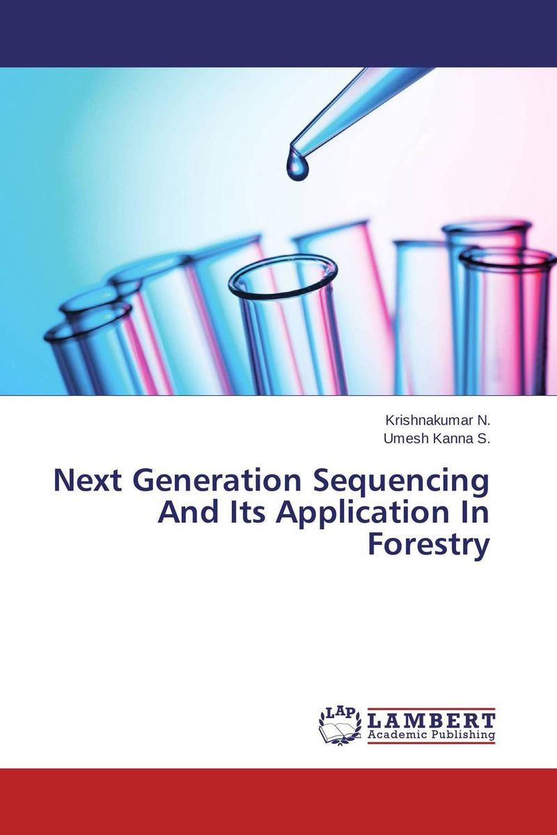 Next Generation Sequencing And Its Application In Forestry подвесной светодиодный светильник st luce sl924 203 08