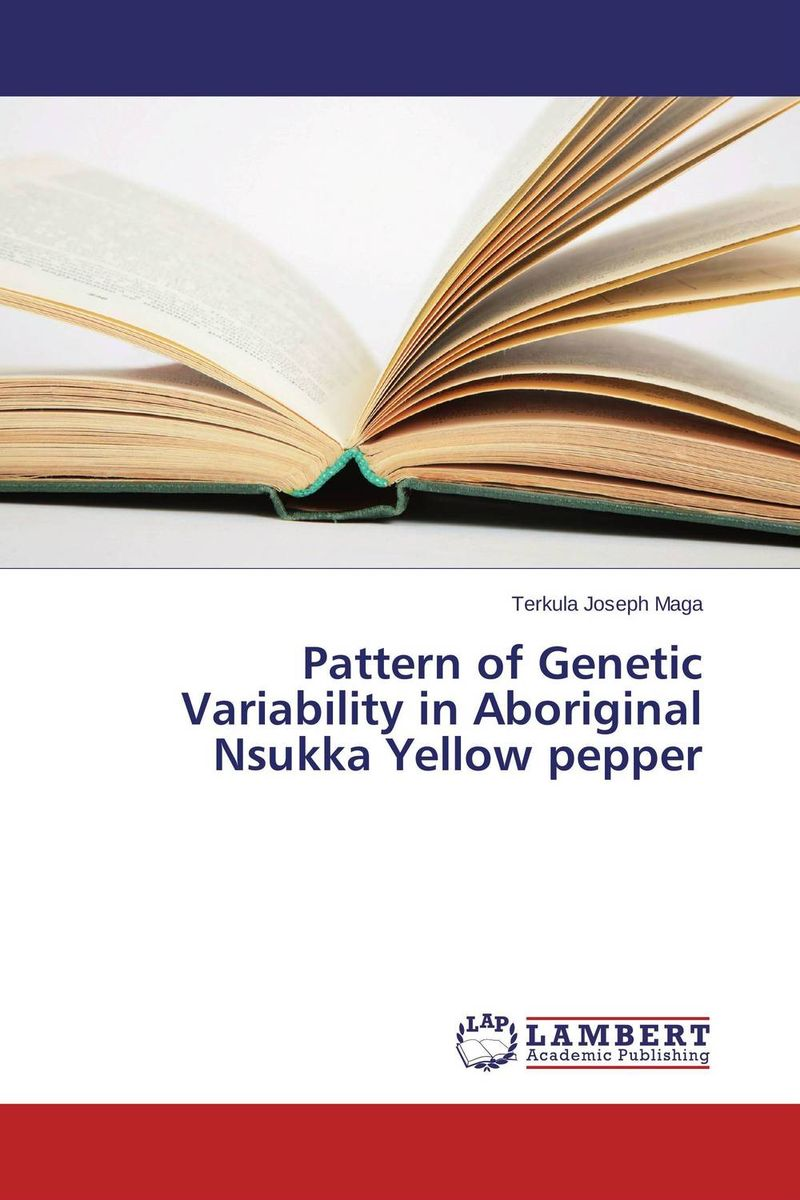 Pattern of Genetic Variability in Aboriginal Nsukka Yellow pepper patrick p the curious charms of arthur pepper
