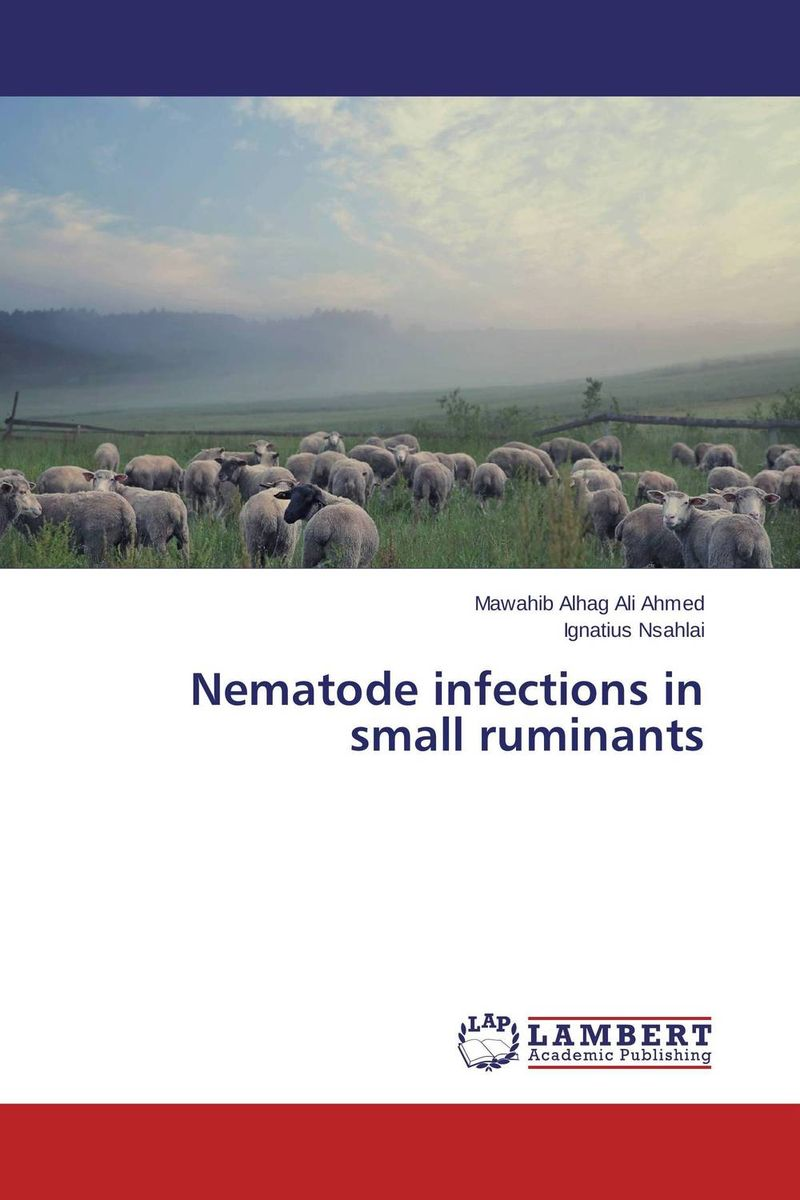 Nematode infections in small ruminants lesions of skin of sheep and goats due to external parasites