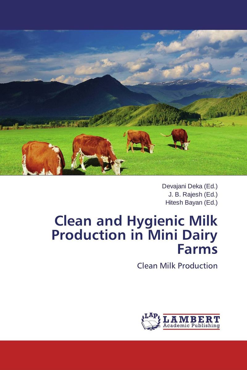 Clean and Hygienic Milk Production in Mini Dairy Farms dairy cooperative in bhutan