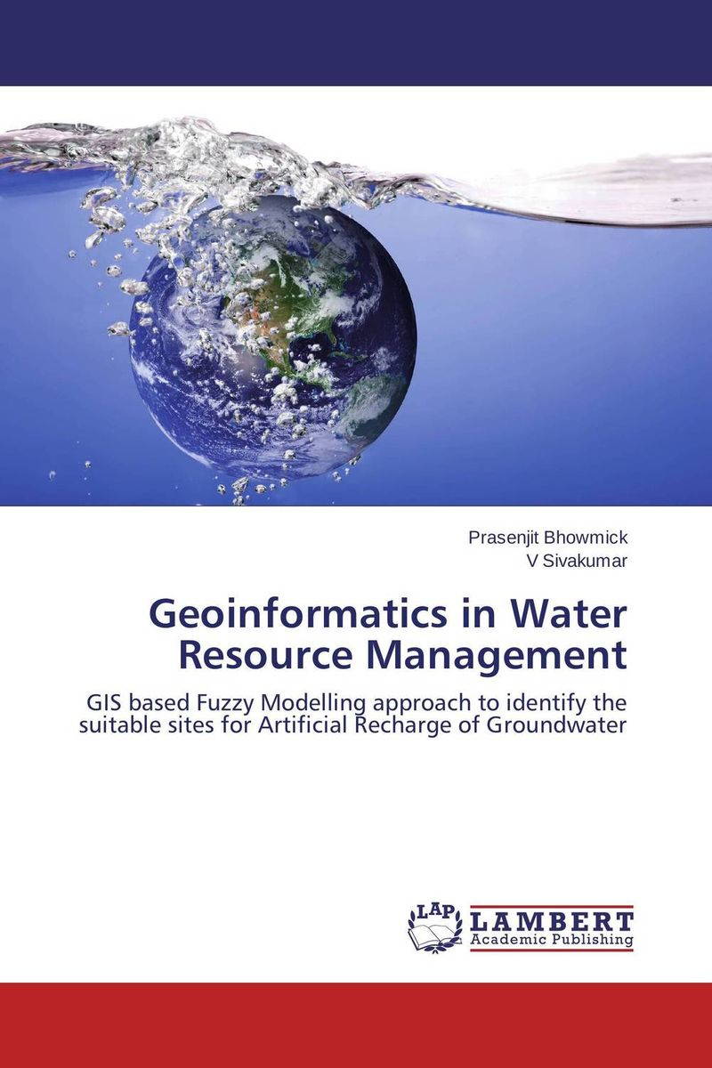 Geoinformatics in Water Resource Management bride of the water god v 3