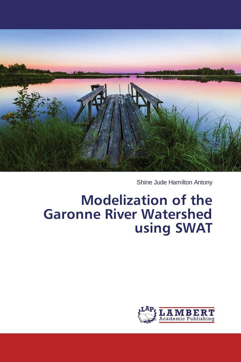 Modelization of the Garonne River Watershed using SWAT bride of the water god v 3