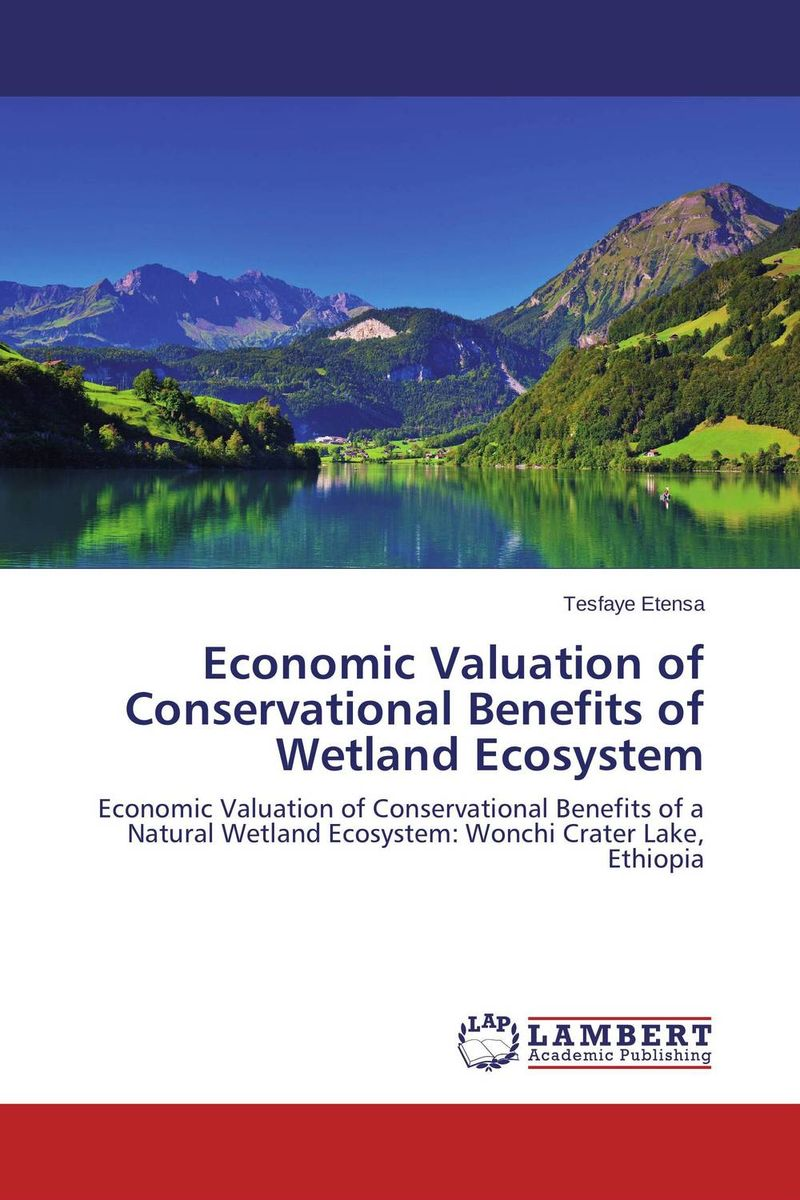Economic Valuation of Conservational Benefits of Wetland Ecosystem seth bernstrom valuation the market approach