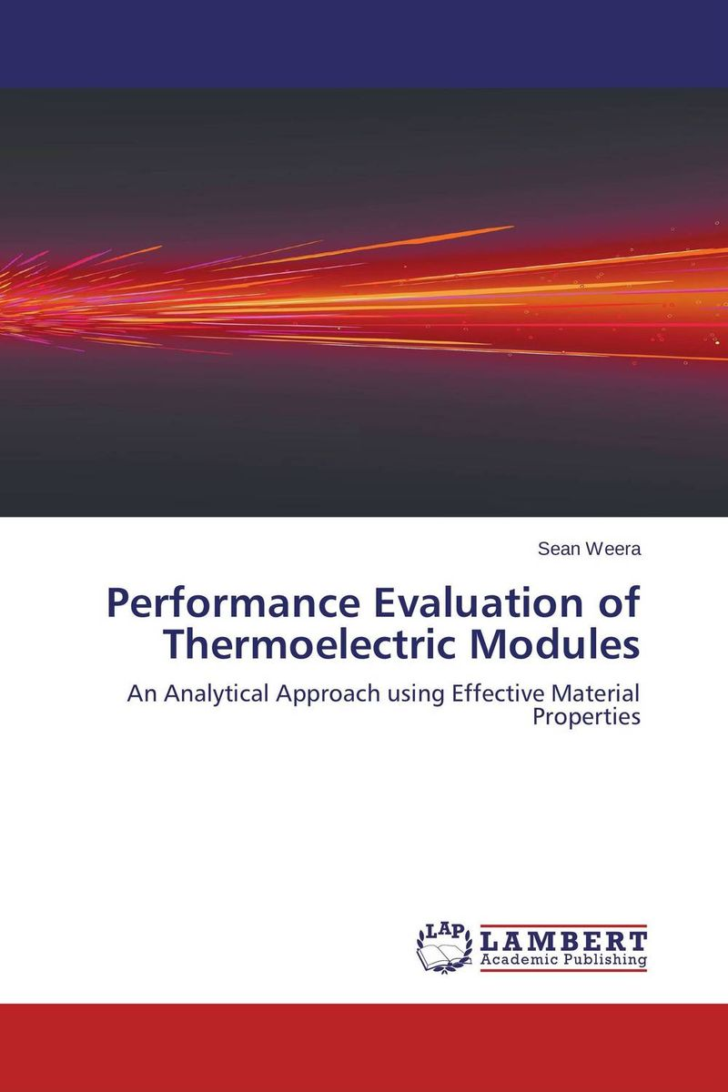 Performance Evaluation of Thermoelectric Modules modeling and evaluation of networks on chip