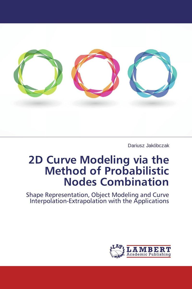 2D Curve Modeling via the Method of Probabilistic Nodes Combination the iq method