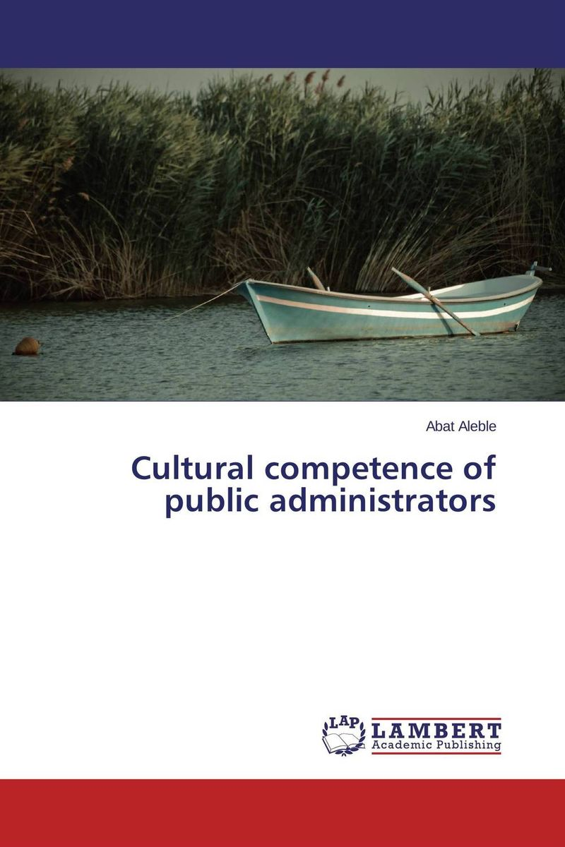 Cultural competence...