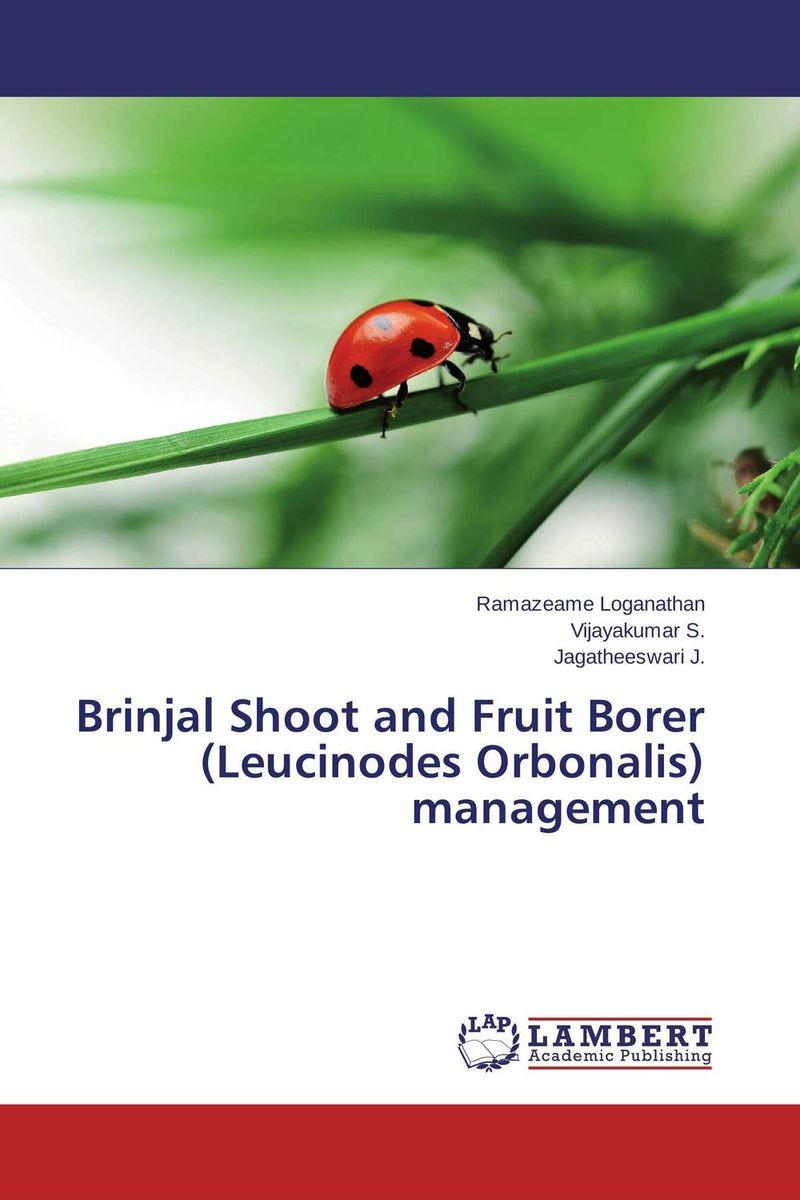 Brinjal Shoot and Fruit Borer (Leucinodes Orbonalis) management