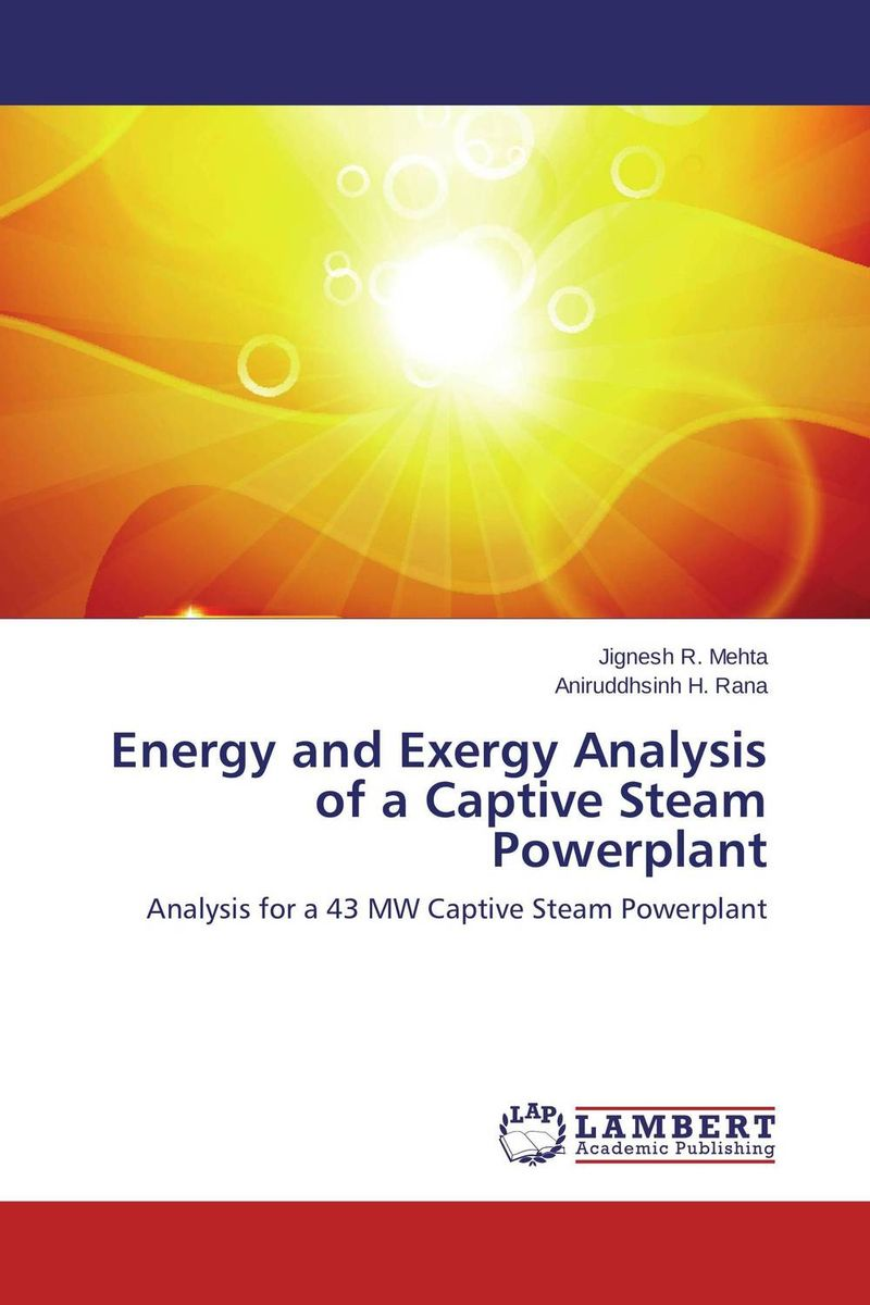Energy and Exergy Analysis of a Captive Steam Powerplant sampling and analysis of environmental chemical pollutants a complete guide
