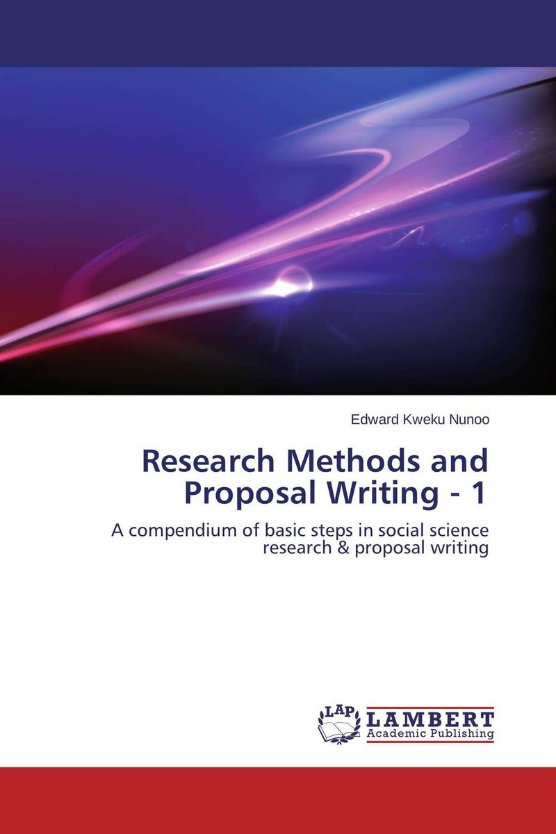 Research Methods and Proposal Writing - 1 belousov a security features of banknotes and other documents methods of authentication manual денежные билеты бланки ценных бумаг и документов