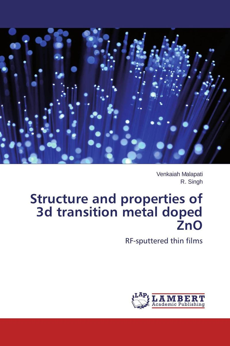 Structure and properties of 3d transition metal doped ZnO bulk and thin films cu1 xtlxba2cacu208 y superconductors