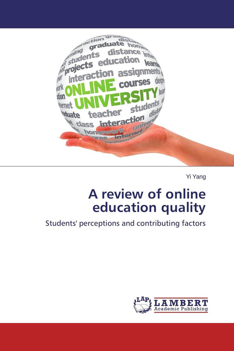 A review of online education quality