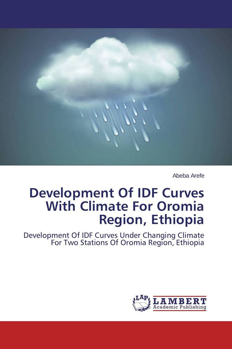 Фото Development Of IDF Curves With Climate For Oromia Region, Ethiopia cervical cancer in amhara region in ethiopia