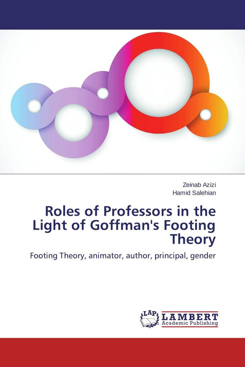 Roles of Professors in the Light of Goffman's Footing Theory the role of absurdity within english humour