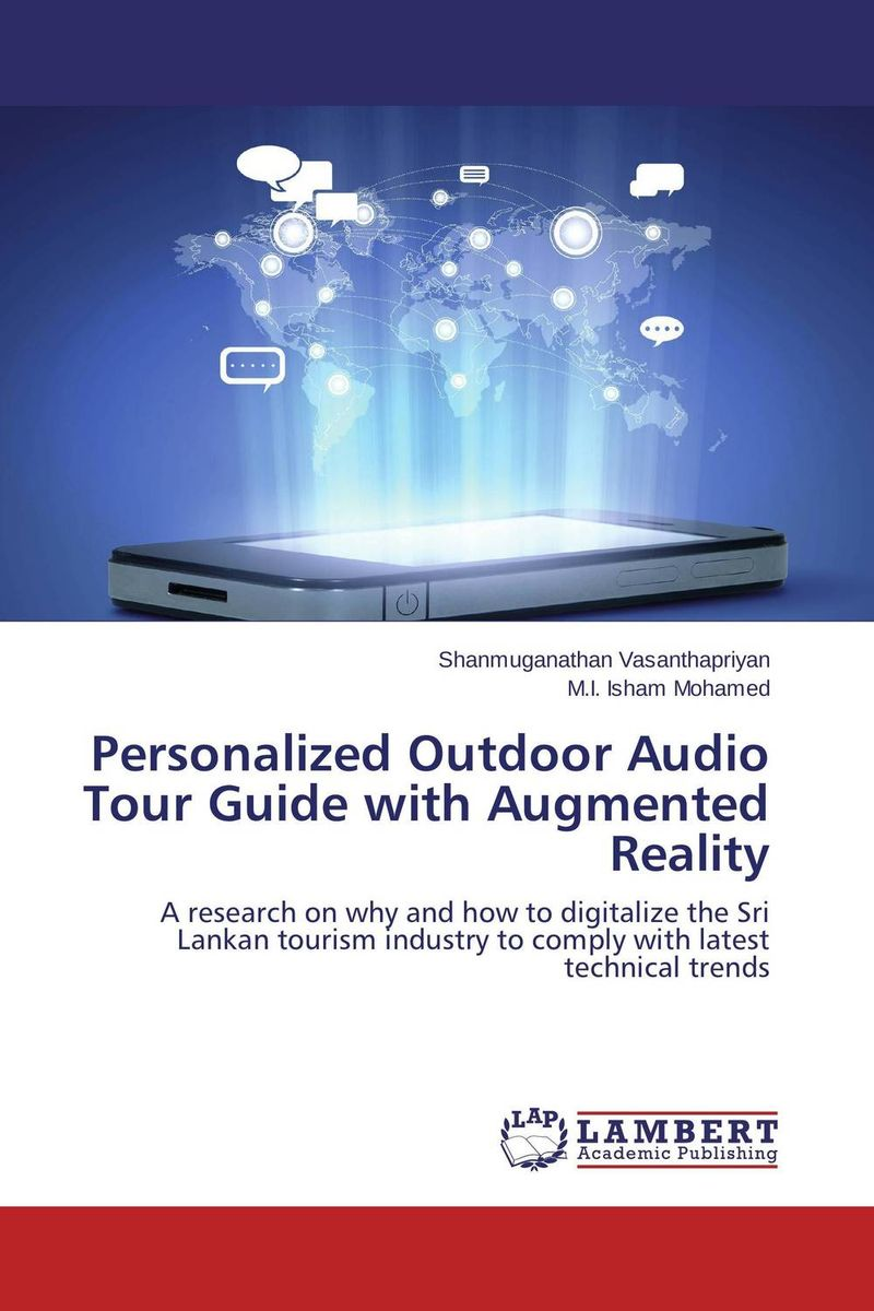 Personalized Outdoor Audio Tour Guide with Augmented Reality tp wireless portable pull rod 2 4ghz tour guide system charging case for 1transmitter 29receivers tour guide items