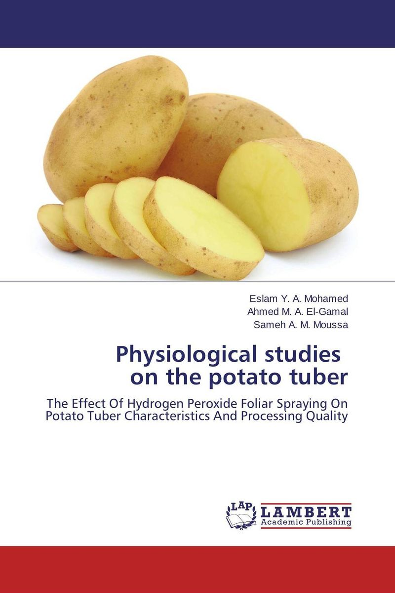 Physiological studies on the potato tuber studies on some snails associated with different crops