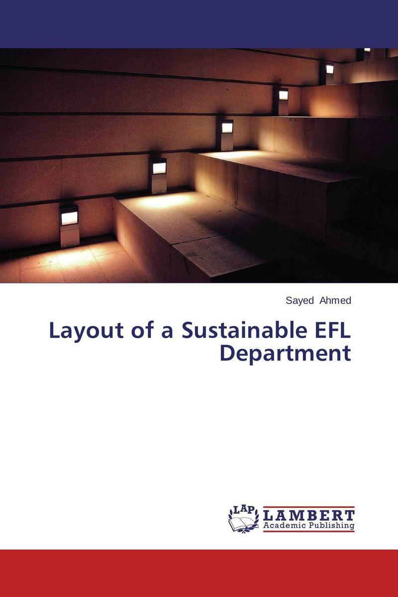 Layout of a Sustainable EFL Department beadia 100pcs lot gumball diy 8 bsd103 ps bsd103