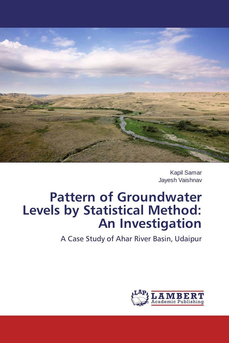 Pattern of Groundwater Levels by Statistical Method: An Investigation