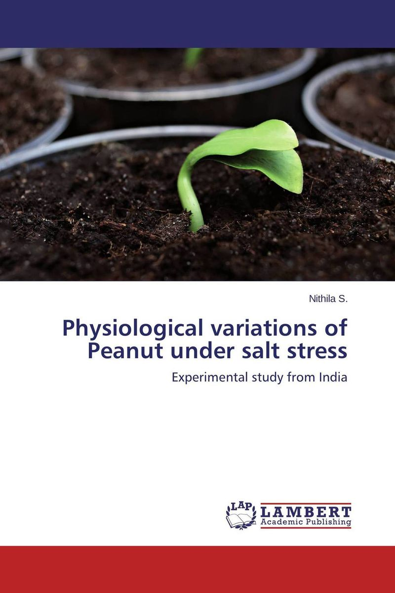 Physiological variations of Peanut under salt stress deciphering the role of yap4 phosphorylation under stress conditions