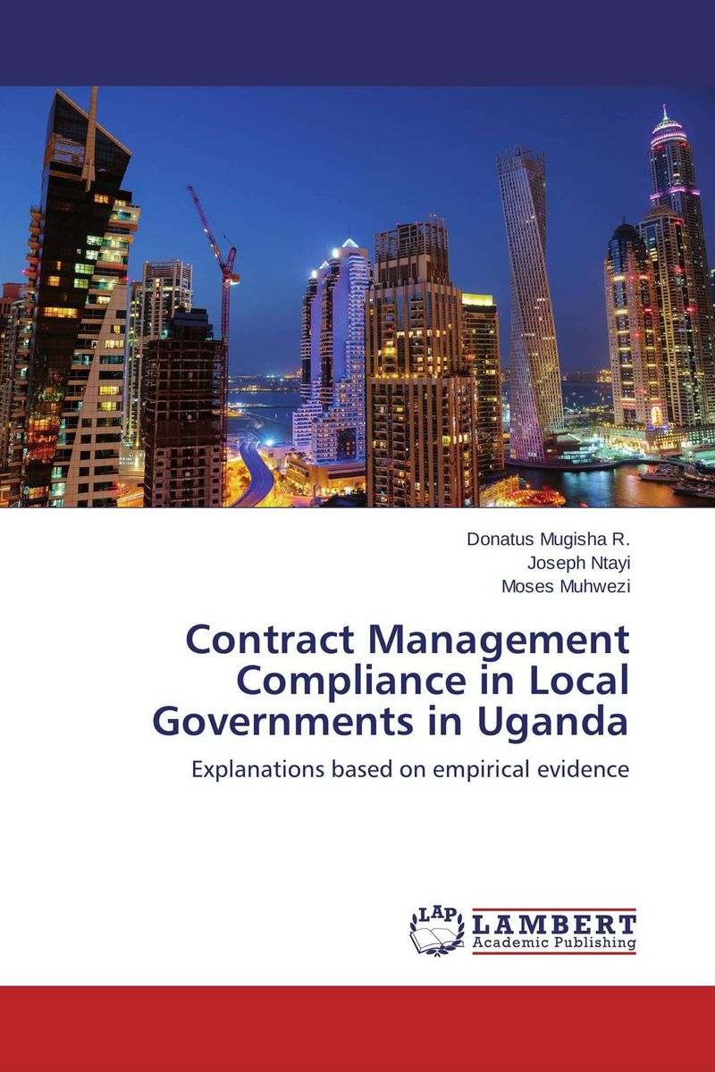 Contract Management Compliance in Local Governments in Uganda osha compliance and management handbook