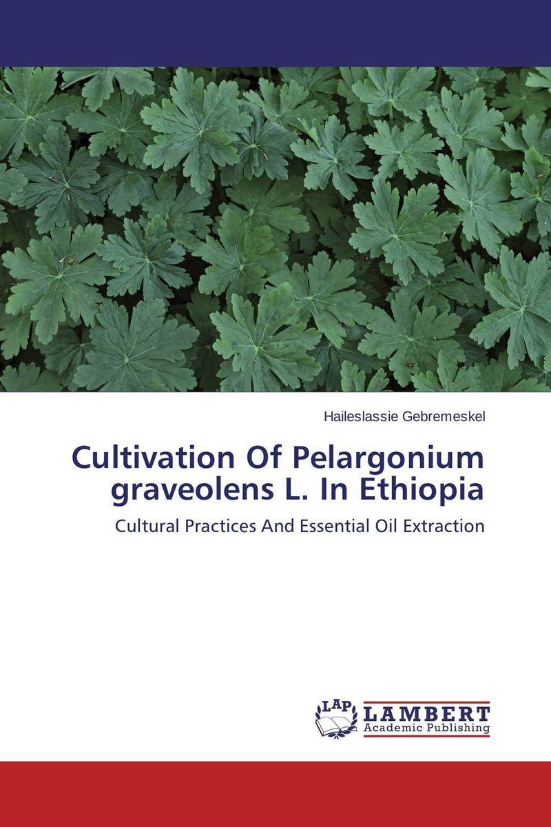 Cultivation Of Pelargonium graveolens L. In Ethiopia frehiwet assefa abera potato value chain in ethiopia
