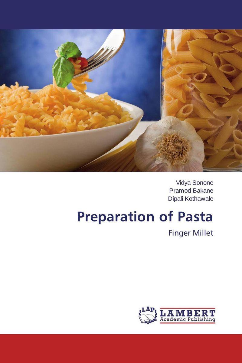 Preparation of Pasta другие potato pasta