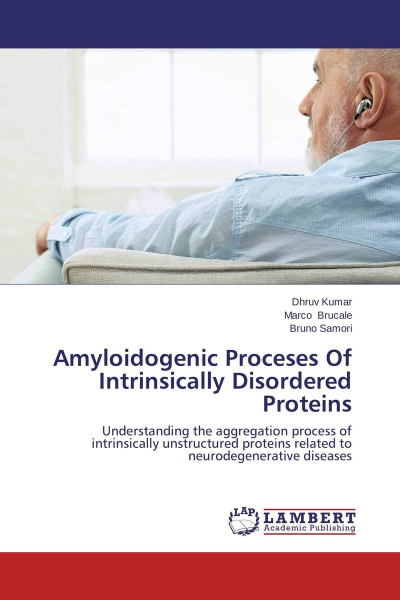 Amyloidogenic Proceses Of Intrinsically Disordered Proteins population balance modelling of non native protein aggregation