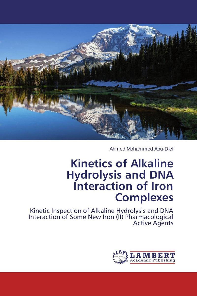 Kinetics of Alkaline Hydrolysis and DNA Interaction of Iron Complexes modified pnas synthesis and interaction studies with dna