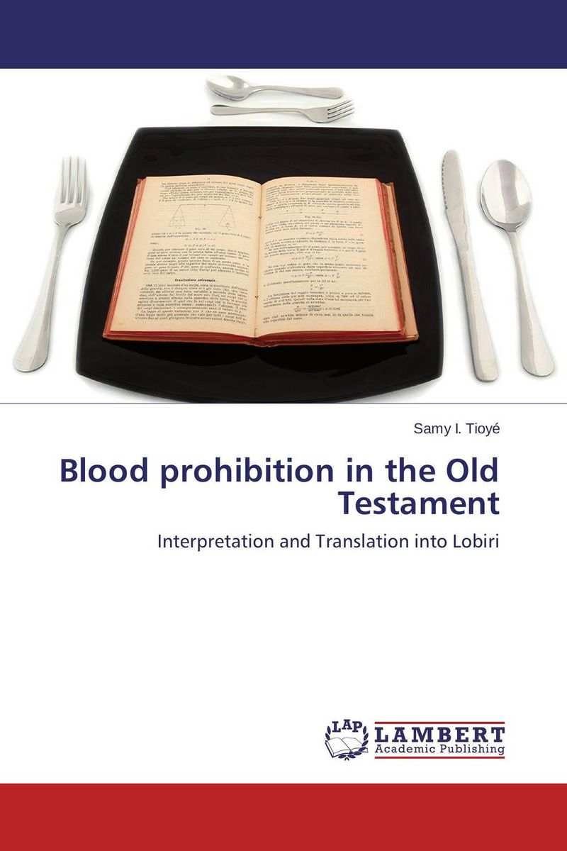 Blood prohibition in the Old Testament coldplay – a rush of blood to the head lp