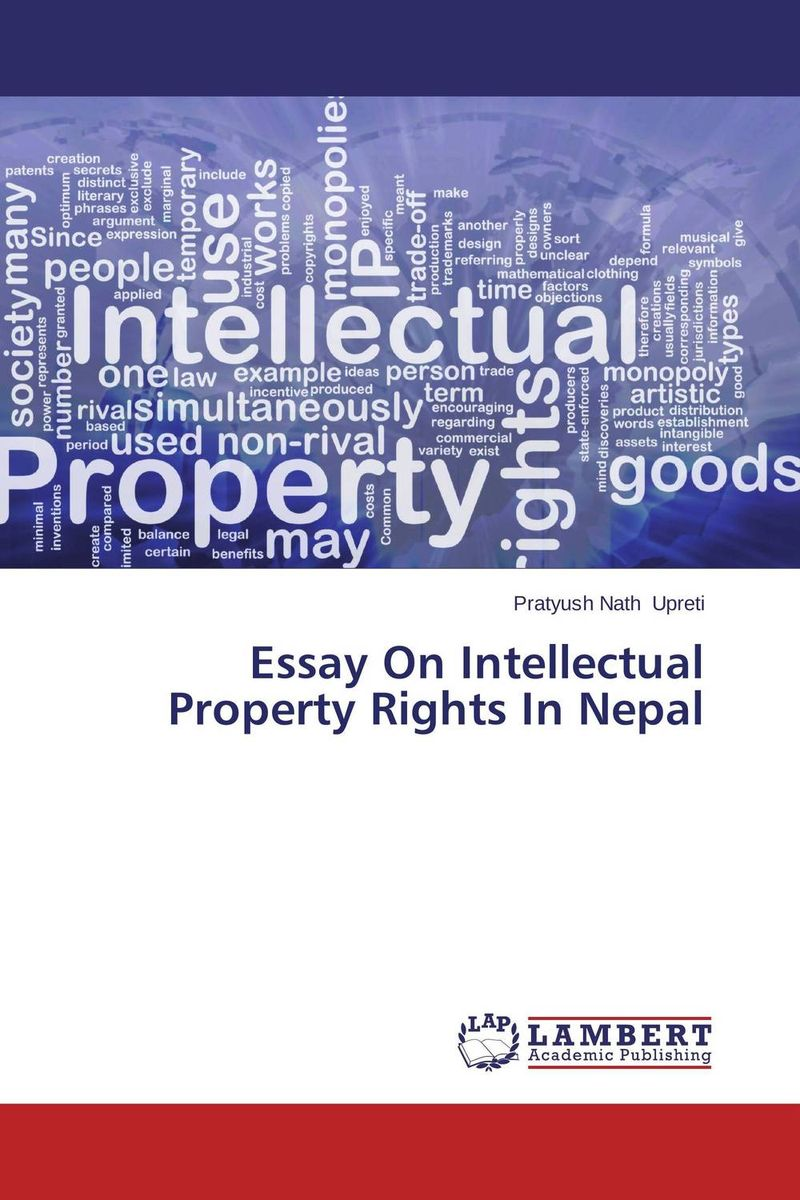 Essay On Intellectual Property Rights In Nepal