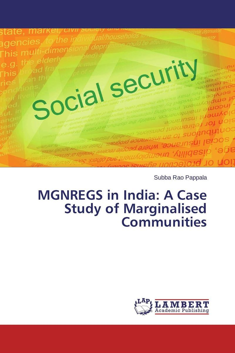 MGNREGS in India: A Case Study of Marginalised Communities pastoralism and agriculture pennar basin india