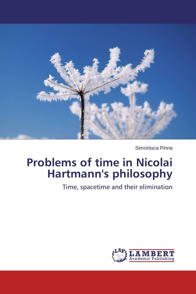 Problems of time in Nicolai Hartmann's philosophy