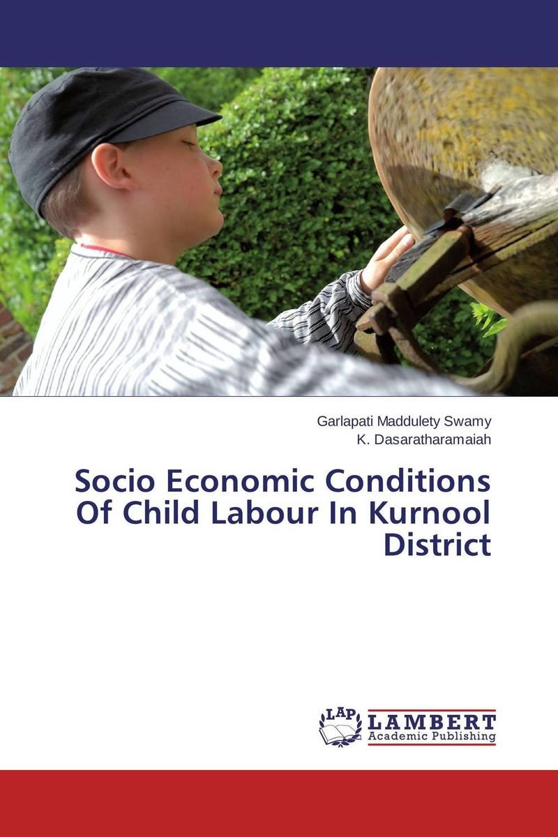Socio Economic Conditions Of Child Labour In Kurnool District gender and socio economic wellbeing of older persons in nigeria